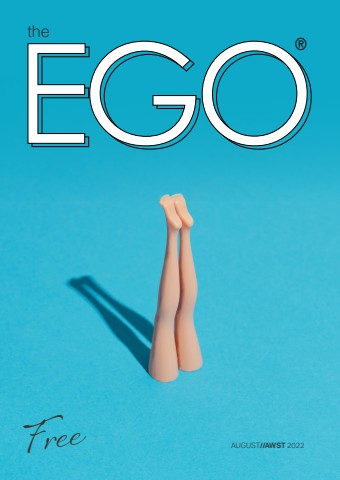 This Month's EGO is Out Now..
